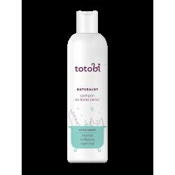 Naturalny szampon do białej...