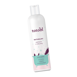 Naturalny szampon z odżywką...