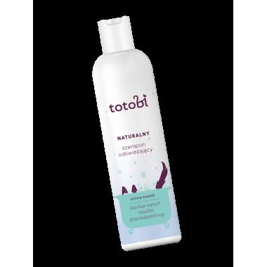 Naturalny szampon...