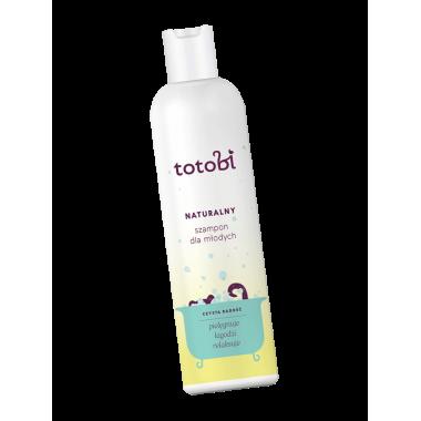 Naturalny szampon dla...